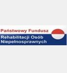 Państwowy Fundusz Rehabilitacji Osób Niepełnosprawnych.