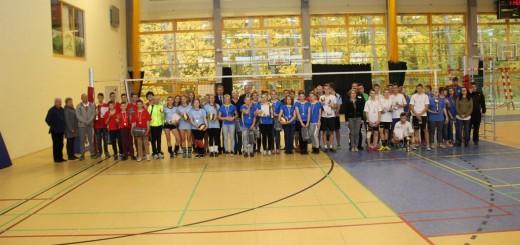 IV Turniej Piłki Siatkowej o Puchar Burmistrza Sępólna Krajeńskiego