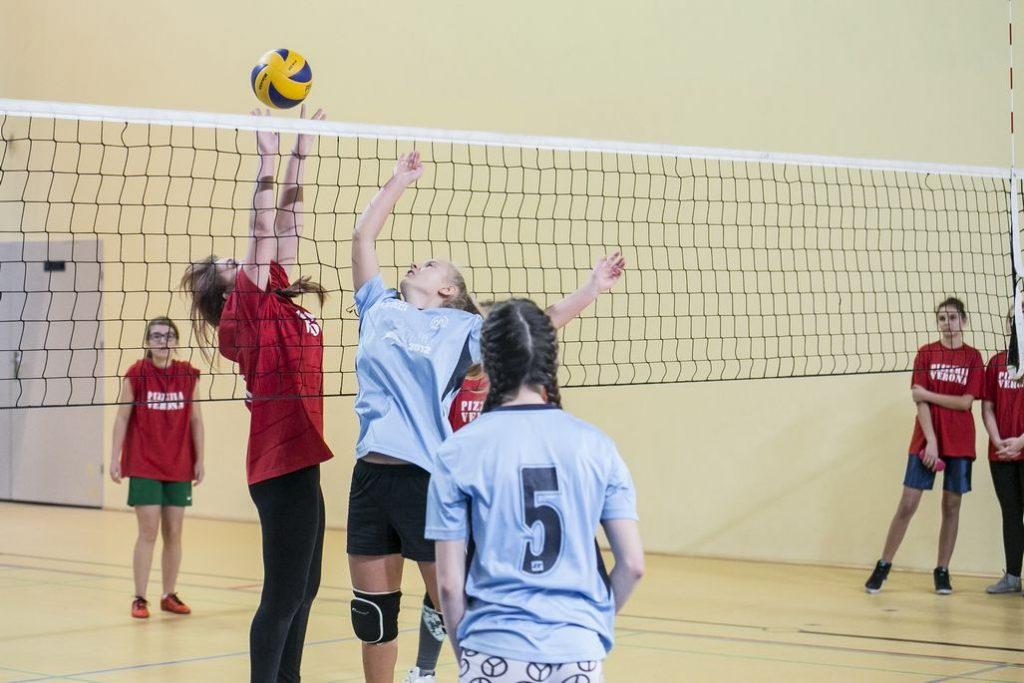 V Turnieju Piłki Siatkowej o Puchar   Burmistrza Sępólna Krajeńskiego